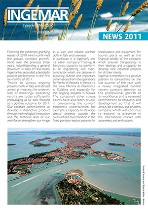 Ingemar - Newsletter 2011