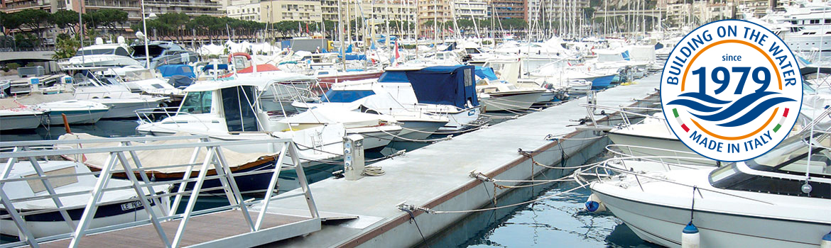 Ingemar - Floating pontoons